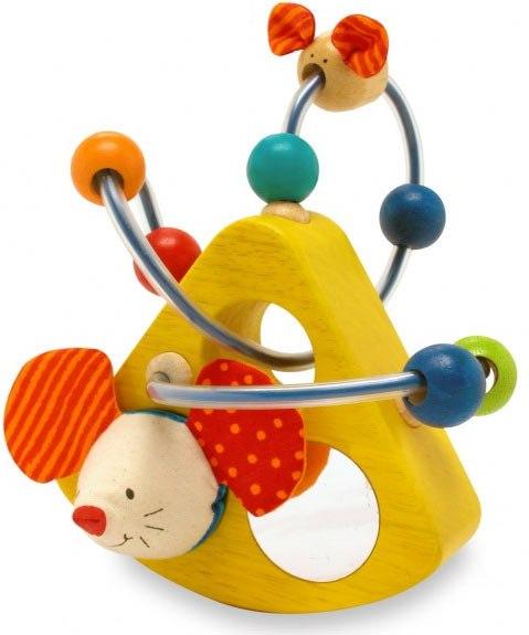 Деревянные игрушки Головоломка Сыр, I'm toy