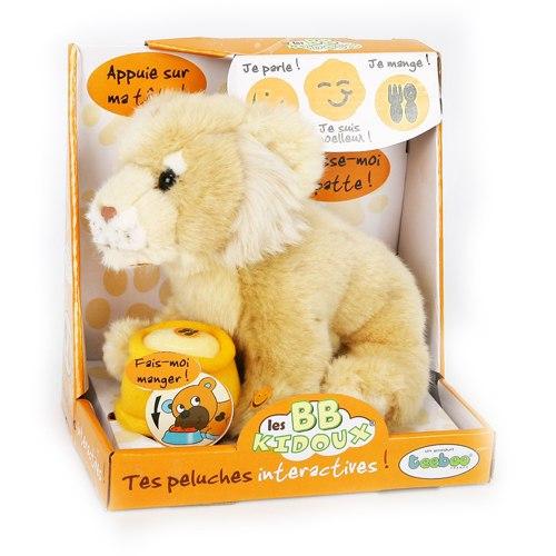 Интерактивные игрушки Лев 20 см, Teeboo