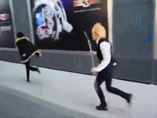 COSPLAY Косплей по аниме Дюрарара!! (Шизуо и Изая)ахахах😆