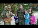 Сослан Фидаров. Пиночет из фильма 9 Рота обратился к Зеленскому и навестил детей в Донецке.