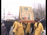Несколько тысяч человек приняли участие во Всенародном крестном ходе в день Архангела Михаила