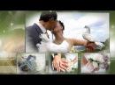 Слайд-шоу на заказ Пример 28 - Наша свадьба