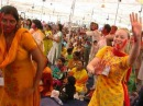 FOREIGN HOLI of Sahaj Yoga People 2008 HBD Mata Nirmala Devi