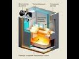 Твердотопливный пиролизный котел длительного горения KeLfa DC 15 кВт