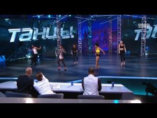 Танцы: Джаз 1 (WCPM Ballroom Dance Orchestra - Swing, Swing, Swing)(сезон 2, серия 10)