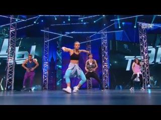 Танцы: Импровизация - Екатерина Путинцева, Мария Самарина, (сезон 2, серия 10)