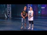 Танцы: Импровизация - Евгений Смирнов, Дарья Смирнова (сезон 2, серия 10)