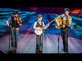 Bluegrass virtuosity from ... New Jersey  Sleepy Man Banjo Boys
