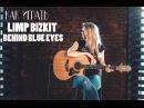 Как играть Limp Bizkit Behind Blue Eyes The Who Разбор COrus Guitar Guide 6