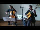 Granados-Danza espanola No.5-cello and guitar
