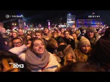 Willkommen 2013 Glasperlenspiel - Echte &amp Freundschaft (ZDF HD LIVE@121231 Berlin)