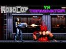 Robocop Vs Terminator прохождение Sega Mega Drive Genesis