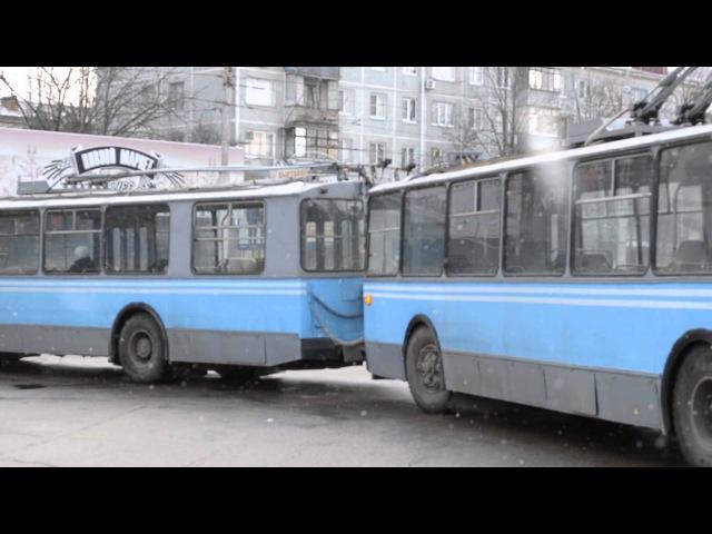 Троллейбусы ЗиУ-682Г по СМЕ