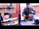 Самодельный токарный станок по дереву своими руками.Часть Wood Lathe