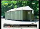 У Дніпропетровську створили пересувну мобільну казарму для військових