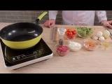 Настольная индукционная плита Kitfort КТ-102