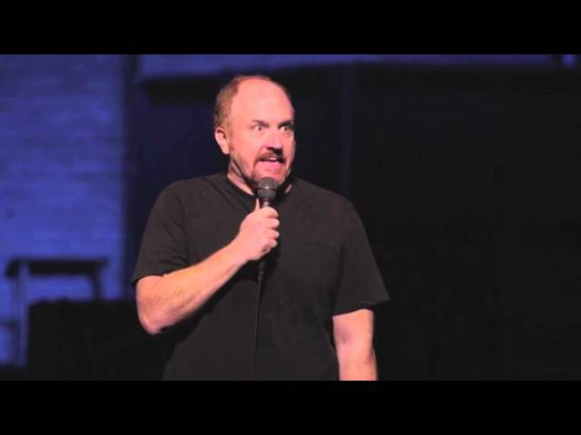 Smoking Pot - Louis CK Live from the Beacon Theatre (2011)