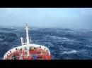 Безумный шторм в Индийском океане