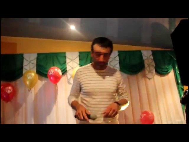 Геннадий Грищенко - Весна (концерт Аркадия Кобякова, Н.Новгород, кафе Жара 21.06.2014)