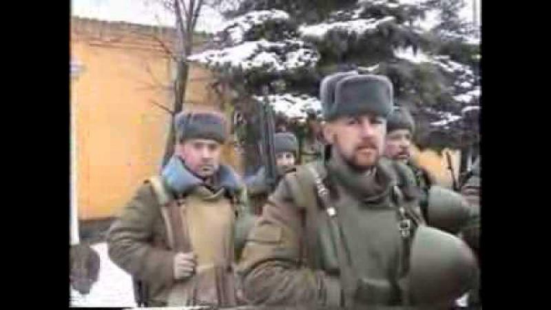 Живи и веруй Про добровольческий батальон из терских и кубанских казаков в первой чеченской кампании