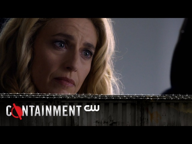 Containment | Lex and Lomers Interview | The CW