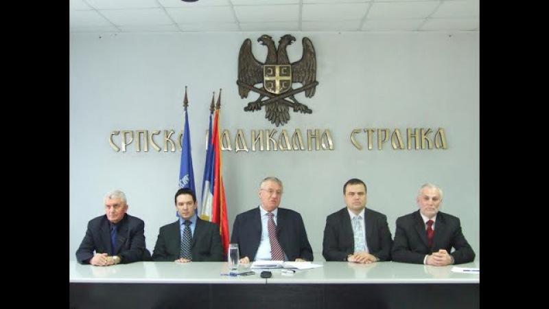 Vojislav Šešelj - Zlatibor Lončar je lično izvršavao egzekucije za zemunski klan! (15.01.2015)