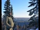 Неудачный эксперимент,холодная зимняя ночёвка на горе Барсук