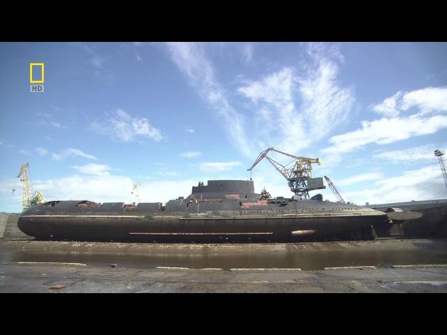 подводные лодки док кино