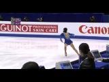 Kanako MURAKAMI (JPN), free programm, FS, Four Continents Championships, 2016