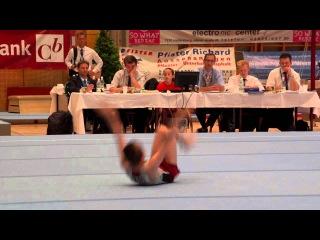 Чемпионат Австрии Гимнастик Матиев Асхаб 6