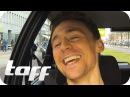 Tom Hiddleston Bonus Scenes Karaoke Stand by me in Berlin Stars in Cars taff
