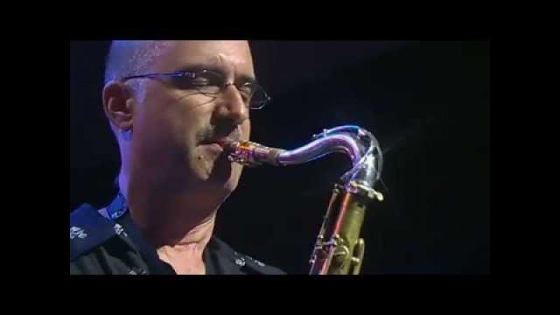 Pat Metheny, Michael Brecker, Christian McBride Antonio Sanchez Jazz Baltica 2003 Part 1