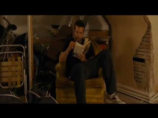 Silver Linings Playbook - Book Out Of The Window Scene