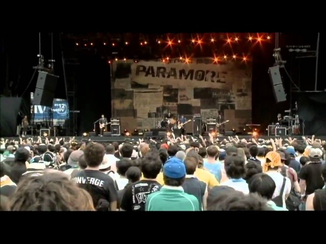 Paramore - Misery Business - Live @ Summer Sonic '09 (07-08-2009)