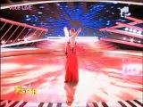 Румынская 12-летняя девочка с песней Лары Фабиан!