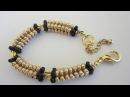 Beaded Bracelet Geometry Seed beads 6\0