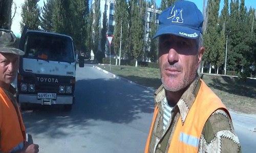 Нападение на журналиста в Армянске