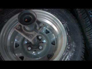 колеса от жигулей на мотоблок нева мб-2с