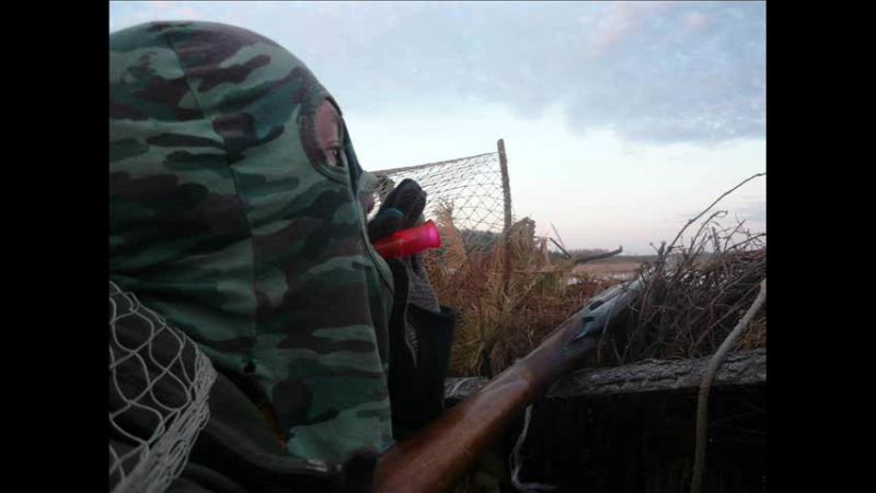 Весеняя охота на Вогульском болоте и зольнике