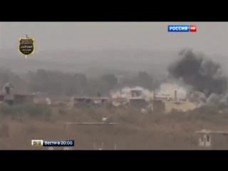 Оперативный отчет о боевой обстановке операции Российских ВКС в Сирии Новости Сирии Сегодня