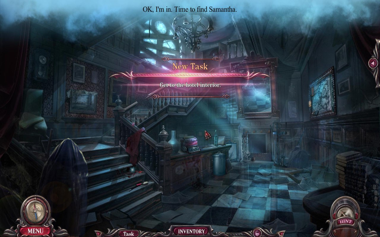 Haunted Hotel 10 Collector's Edition game must be played by veterans of  flawless Adventure, Puzzle PC games genre. You will lose yourself in the  detailed ...