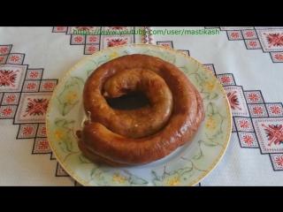 Колбаса в домашних условиях Рецепт домашней колбасы Домашня ковбаса рецепт Рублевские колбасы