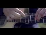 Очень красиво играет на гитаре! Мелодия для души))из к/ф Храброе сердце!