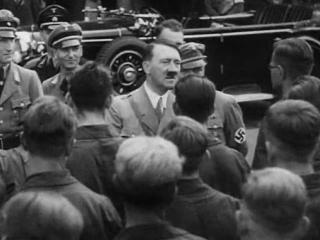 «Триумф воли» |1935| Режиссёр: Лени Рифеншталь | документальный фильм