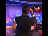 Баскетболист БУ на ток-шоу Тунги студия в Казахстане