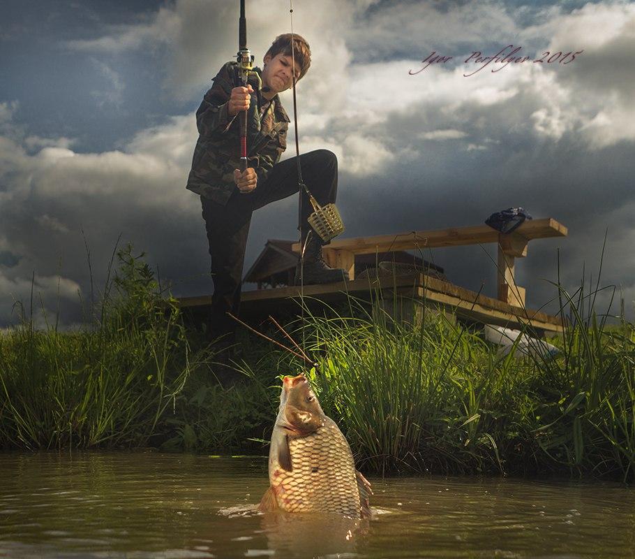 рыбалка excamp