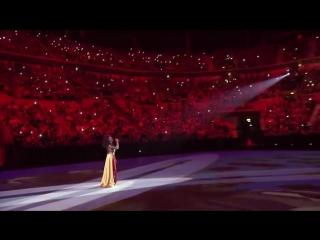 الجزائرية شيح داليا تبهر تركيا و أوروبا بأغنية تركية أمام 100 ألف متفرج - فظيع !!! Chih Dalia - YouTube