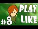 8 Play like Windranger Dota 2 Animation