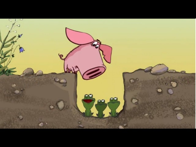 Поросёнок. Фильм 1-й - «Няня» (Piglet. Part 1 - «Babysitter»)