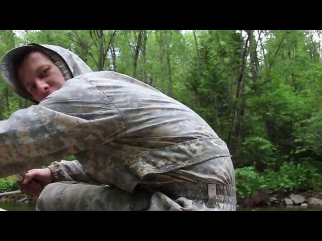 18 Одиночный квадро-поход, рыбалка на Хариуса, защита от комаров, ПВД, CF500 от CFMOTO